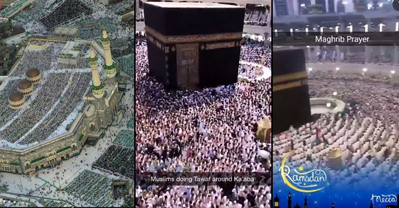 Snapchats Unbiased Mecca Live Stream Shows True Side Of Islam 178