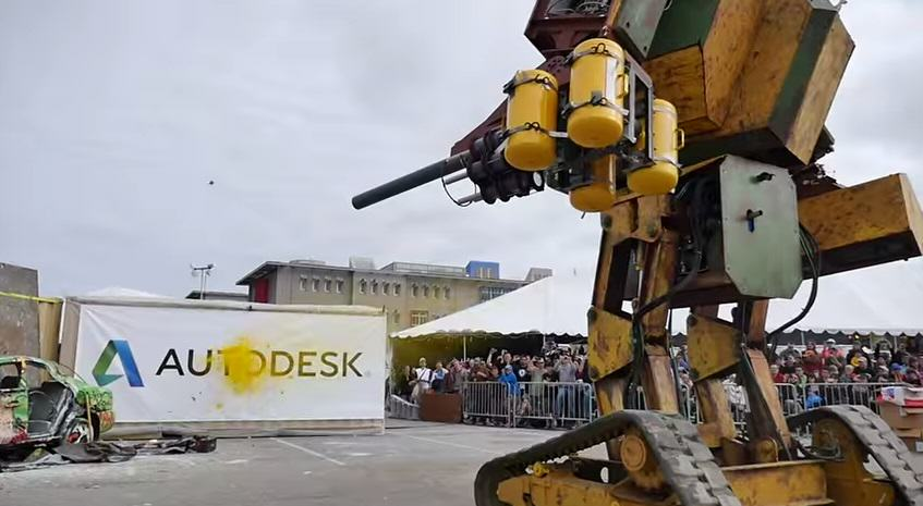 America Challenged Japan To A Giant Robot Fight   Japan Has Accepted 212