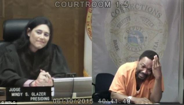 This Suspect Breaks Down When He Realises He Knows The Judge From School 23