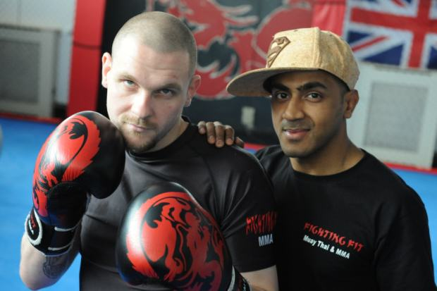 Blind MMA Fighter Continues To Beat Fully Sighted Opponents 2858611683