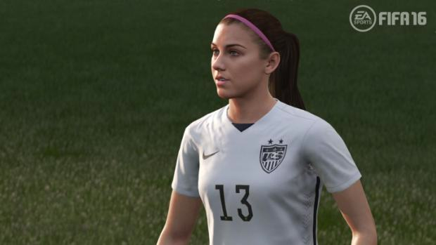 The Truth About The Womens Stats On FIFA 16 314