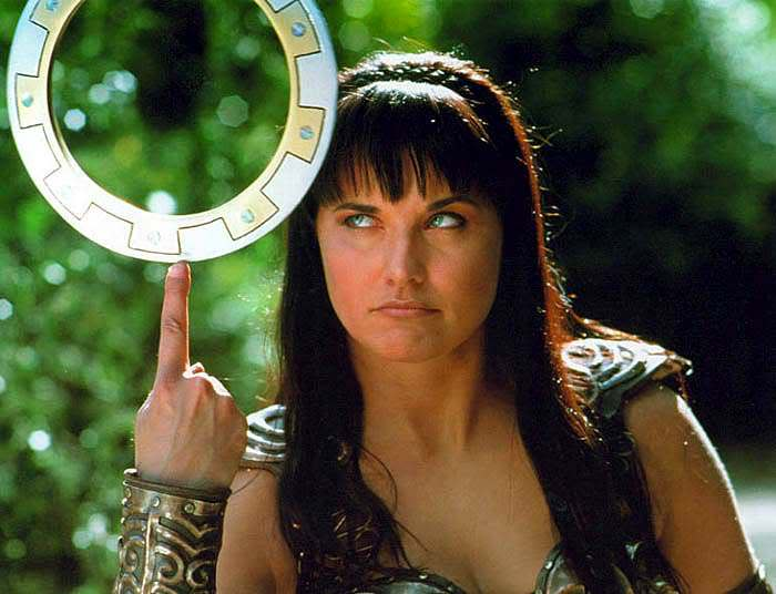 Xena: Warrior Princess Could Be Coming Back To Our TV Screens 320
