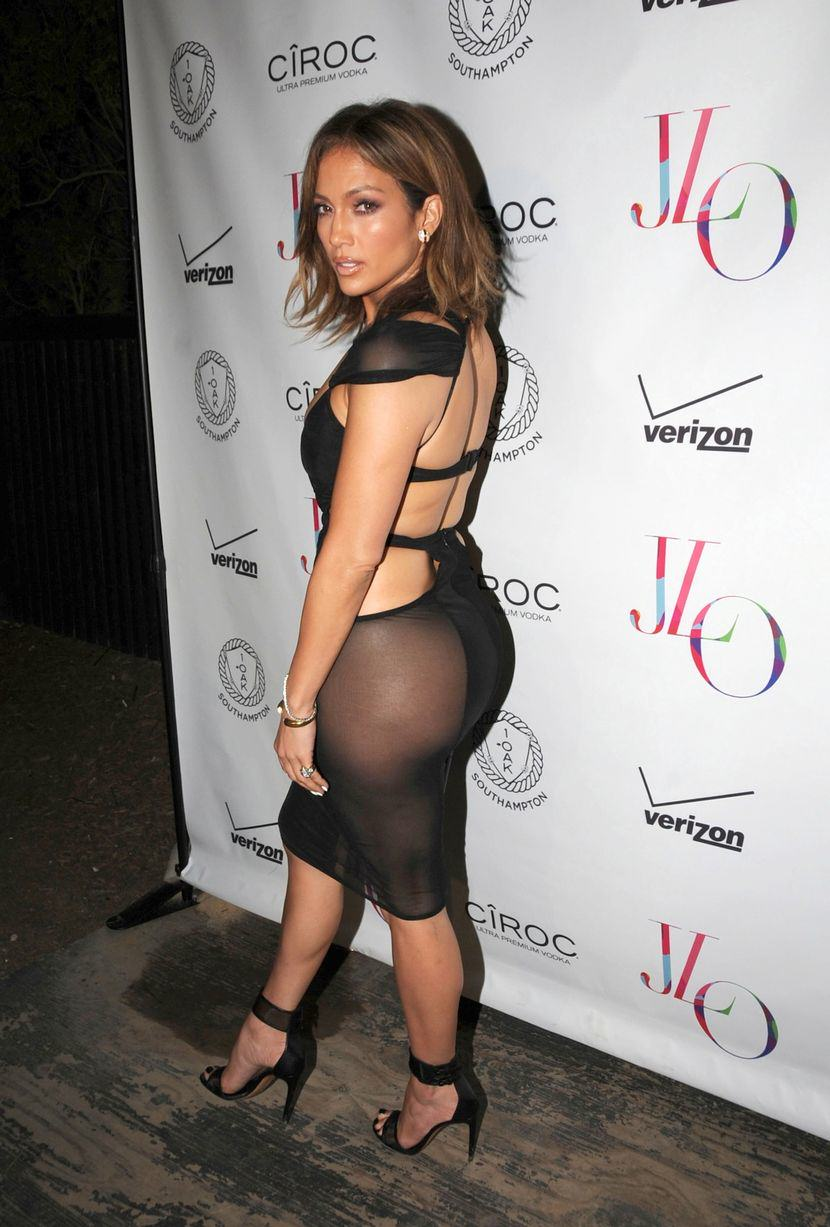 Jennifer Lopez Looked Half Her Age At Her 46th Birthday Party 55b6138c73b34