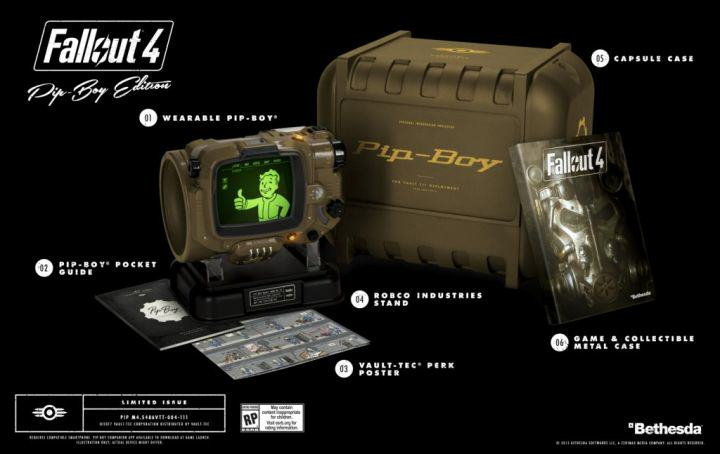 Bethesda Literally Cant Make Any More Pip Boy Editions Of Fallout 4 55b741747a1ca