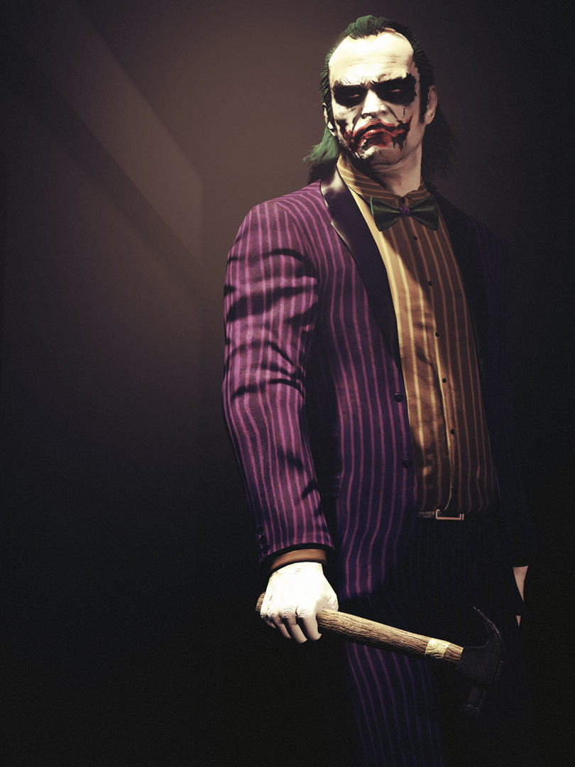 These Photos Prove Trevor From GTA Should Be The Next Joker 55b7486c3a752