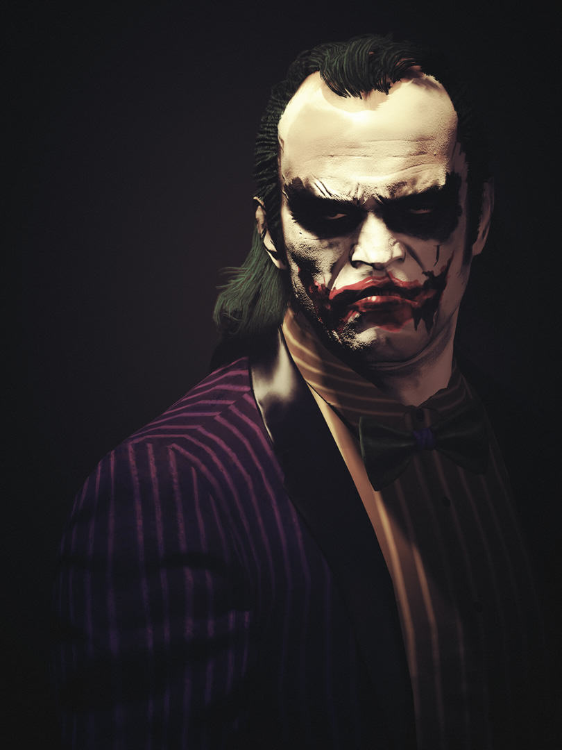 These Photos Prove Trevor From GTA Should Be The Next Joker 55b748c214685