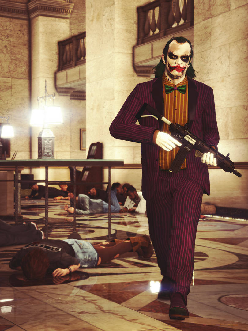 These Photos Prove Trevor From GTA Should Be The Next Joker 55b748e7ea0b6