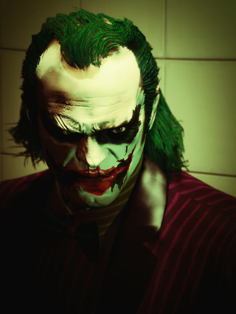 These Photos Prove Trevor From GTA Should Be The Next Joker 55b7491b98638