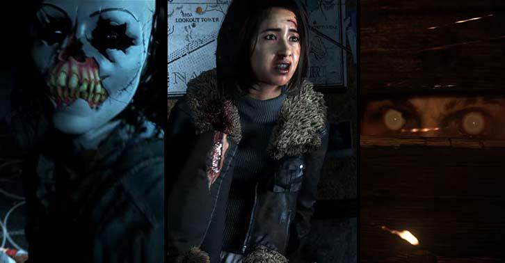 Horror Title Until Dawn Has 9 Minutes Of New Gameplay Footage 55b759cb0f887