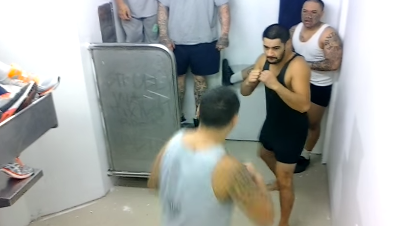 These Leaked Prison Fight Club Videos Are Pretty Wild 55b77fa65be81