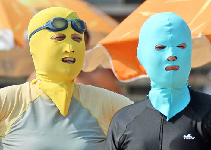 Chinas Facekini Had To Be Redesigned Because It Terrified Children 55b7945089799