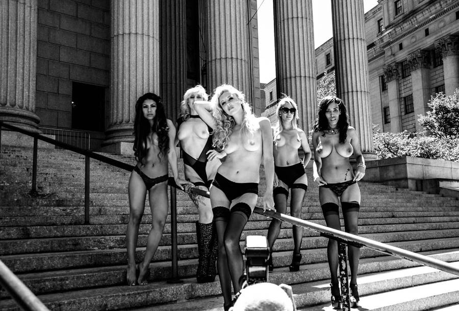 Photographer Fights Censorship With Stunning Photos Of Topless Women 55b79ce094e4a