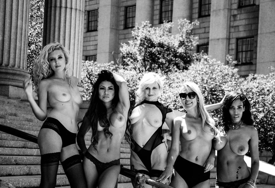 Photographer Fights Censorship With Stunning Photos Of Topless Women 55b79ce9b50ca