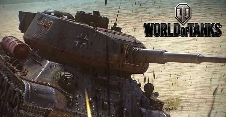 World Of Tanks Has Dropped On Xbox One With Awesome New Features 55b897e2e7b33