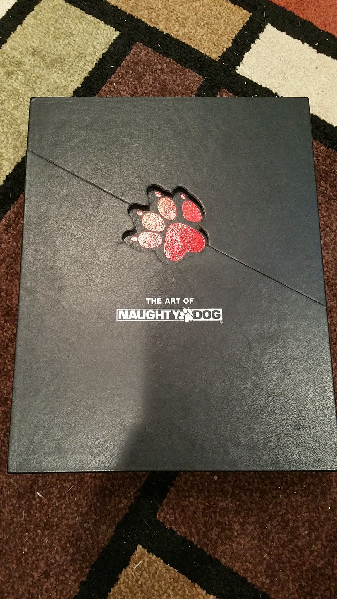 Naughty Dog Reaches Out To Grieving Fan In An Amazing Way 55b8ab7de78cc