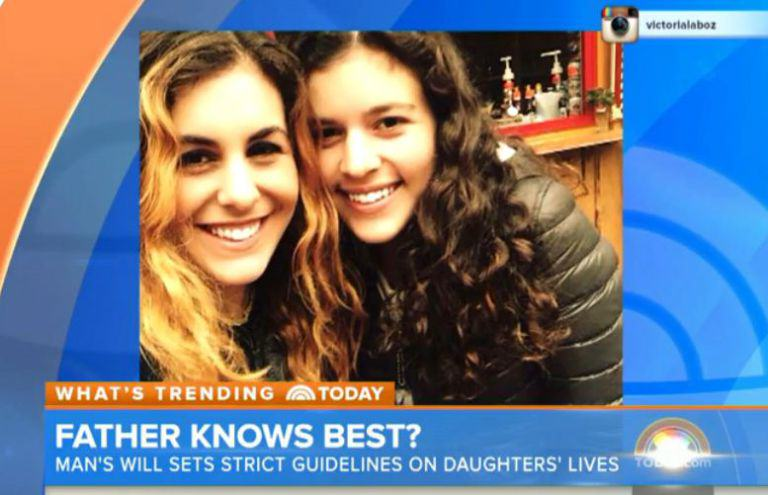 Dad Leaves Daughters $20m Inheritance, But There Is A Twist 55b8db8917bdc