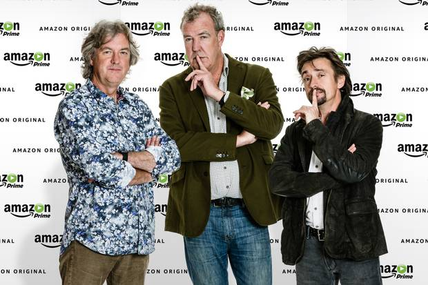 Amazon Sign Jeremy Clarkson, Richard Hammond And James May For New Show 55b9f91b5c4a0