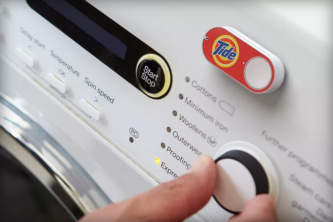Amazons Dash Button Was Very Real And Is Now On Sale 55b9feb1437c3