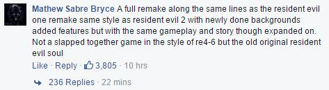 Capcom Considering A Resident Evil 2 Remake If Fans Want One 55ba0d8583ad5