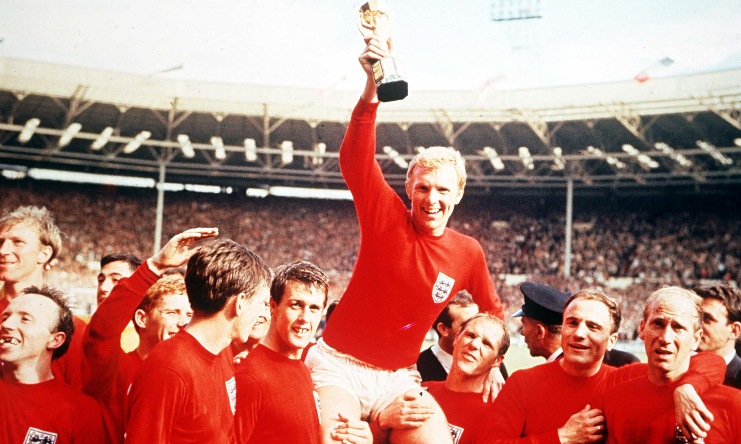 Is This The Best XI England Have Boasted Since Their 1966 World Cup Win? 55ba2e7563bc8