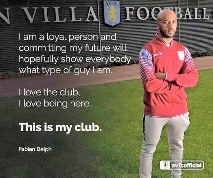 Theres Nothing Wrong With Ambition, So Why Are People Condemning Fabian Delph? 55ba577640b7b