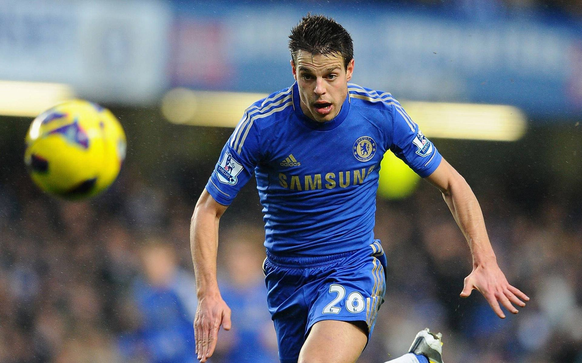 Its No Wonder Filipe Luis Left Chelsea, Cesar Azpilicueta Is The Best Left Back In Europe 55ba6ac5e58a8