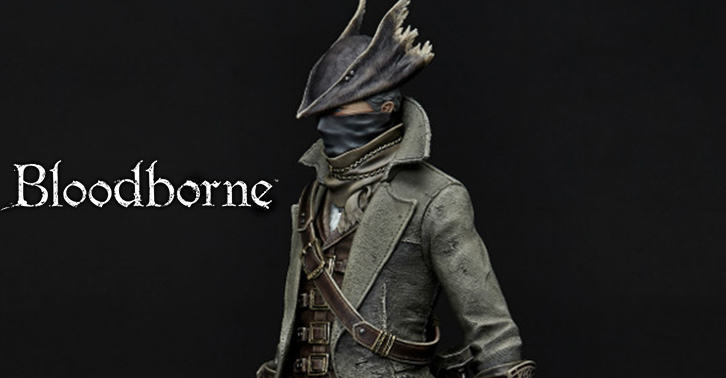This Official Bloodborne Merch Is Going To Cost You Some Serious Money 55bb3bf520f53