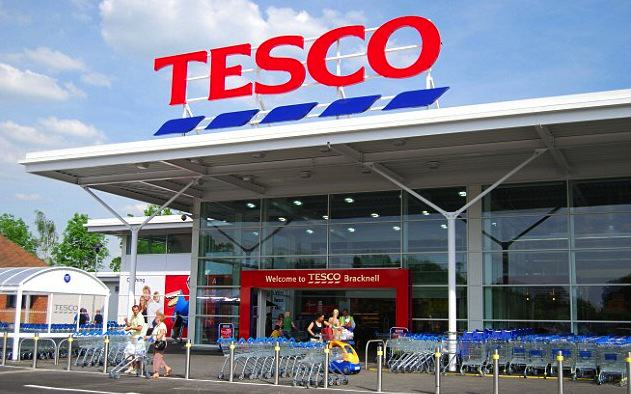 Tesco Drops Annoying 'Unexpected Item In Bagging Area' Phrase At Self Checkout 55bb50cc153ee