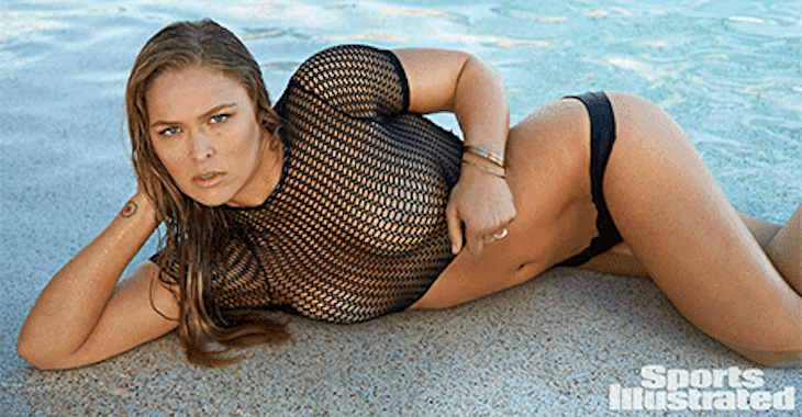 Ronda Rousey Doesnt Care If You Think Her Body Is Too Masculine 55bb58a17e2b6