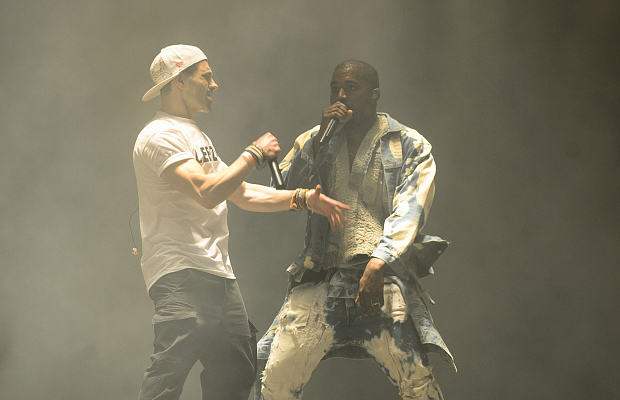 Lee Nelson Explains How He Managed To Crash Kanyes Glasto Set BrodkinKanye 3385318b