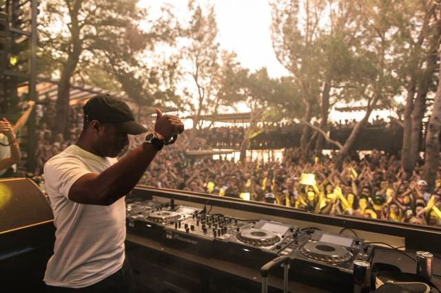 In Review: 5 Years of Hideout Festival DJ EZ 640x426