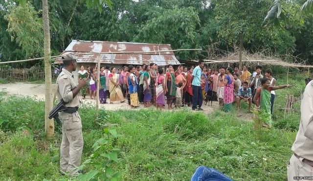 Elderly Indian Woman Stripped Naked And Beheaded After Being Accused Of Witchcraft Image 1 640x371