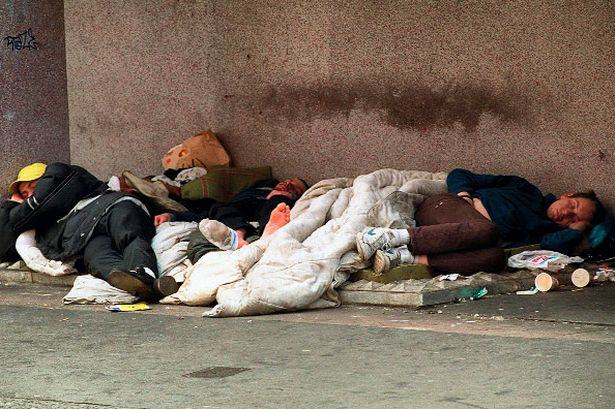 OPINION: Should We Give Beggars Money? MEN