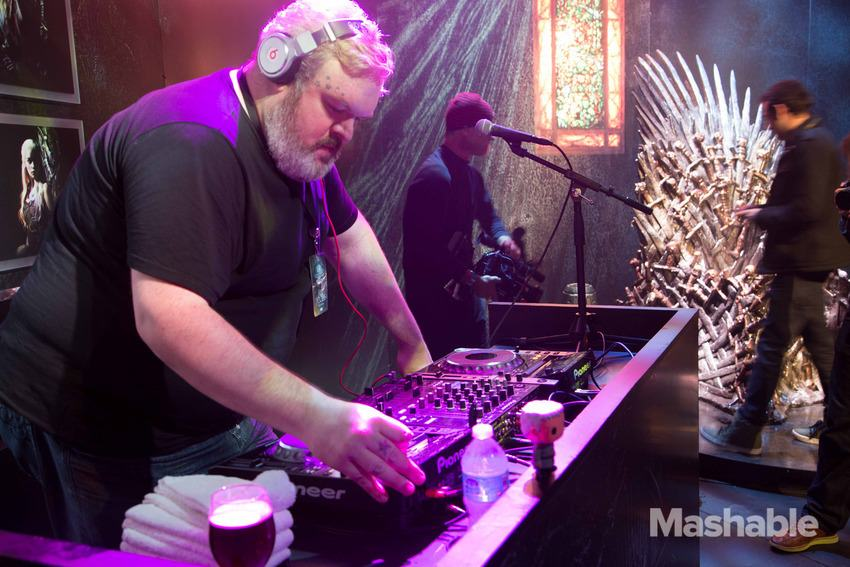 Hodor From Game Of Thrones Drops His Own EDM Track And Its Actually Pretty Great SXSW general 69