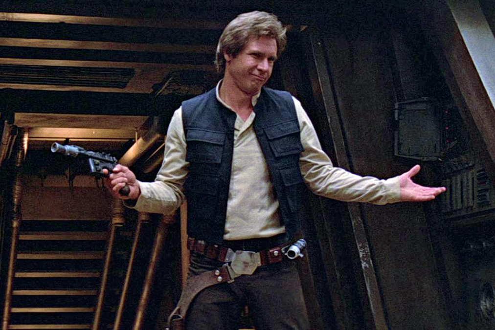 Star Wars Fans Name Han Solo The Greatest Character In Franchise Star Wars countdown Han Solo movie article story large
