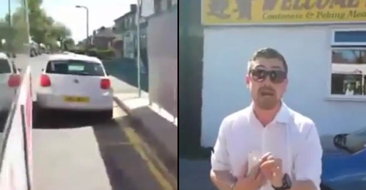 Video Shows Argument Between Bus Driver, Woman, And Have A Go Hero TN122