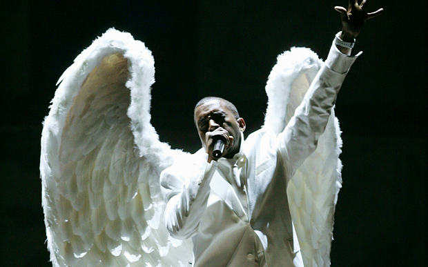 Will Young Takes Aim With Truth Bombs Inbound For Kanye West West performs Jesu 3353647b