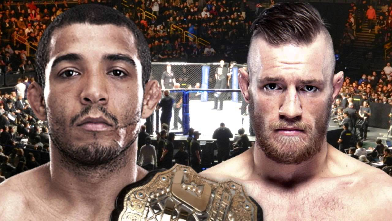 Jose Aldo Pulls Out Of UFC Superfight With Conor McGregor aldo vs mcgregor