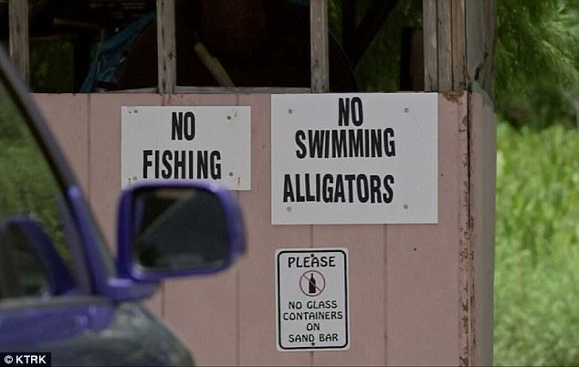 Man Shouts F*ck That Alligator, Jumps Into Lake And Is Killed By Alligator alligatorkill1