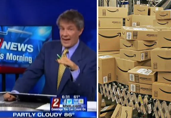 This Newscasters Amazon Sex Toy Conspiracy Rant On Live TV Is Incredible amazon sex toy WEB