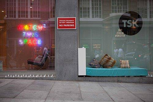 Someone Is Turning Anti Homeless Spikes Into Beds better than spikes 3