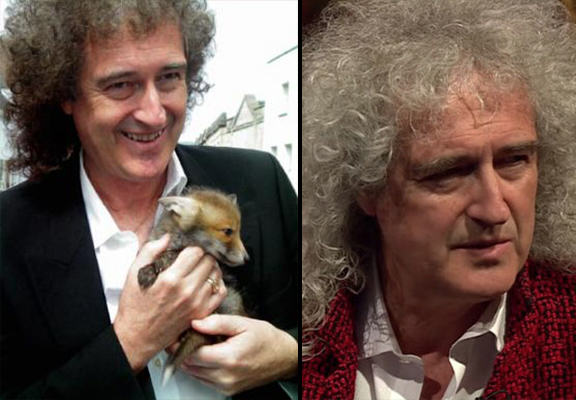 Brian May Calls Countryside Alliance A Bunch Of Lying Bastards In Fox Hunting Debate brian may WEB