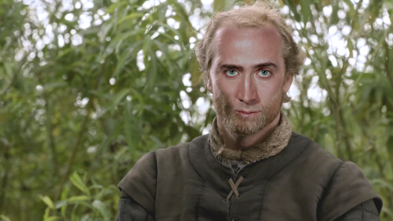 Nicolas Cage As Every Game Of Thrones Character Is Glorious cage of thrones 20