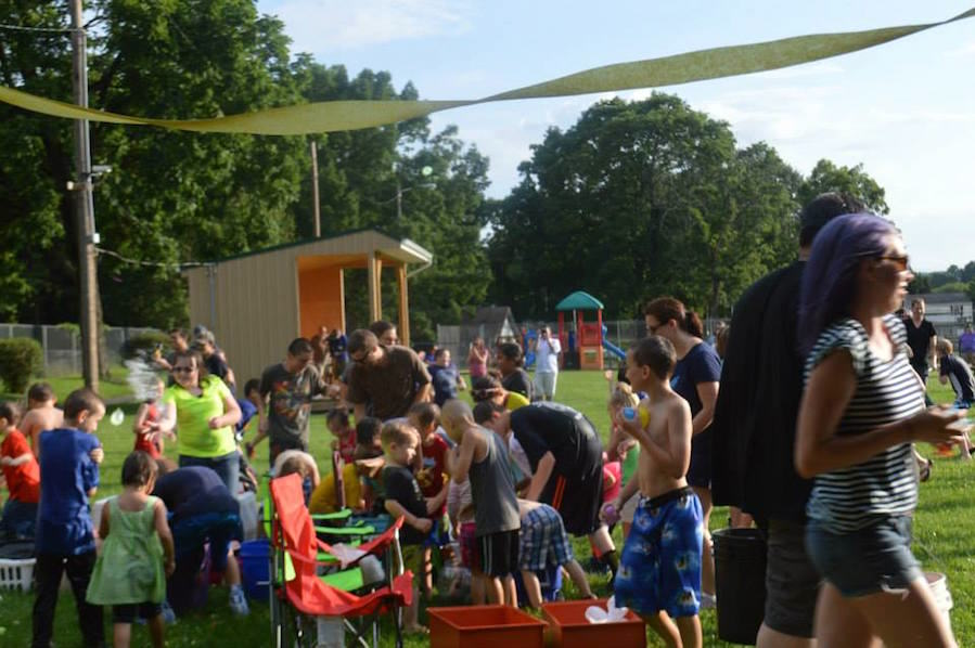 Kid Gets Amazing Birthday Party After Parents Thought Nobody Would Show camden4