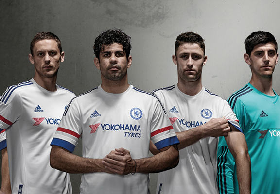 The Best New Football Kits For The 2015/16 Season cfc ok