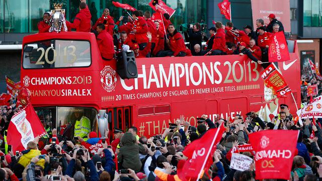 Are These The Five Worst Types Of Manchester United Fan? champs