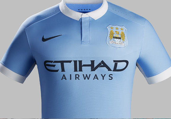 The Best New Football Kits For The 2015/16 Season city ok