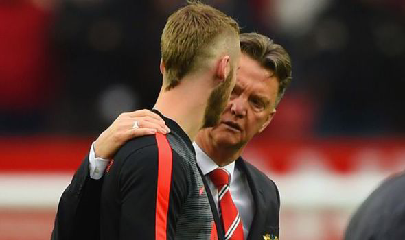 Manchester United And David De Gea Should Stick Together For One Final Season ddg7