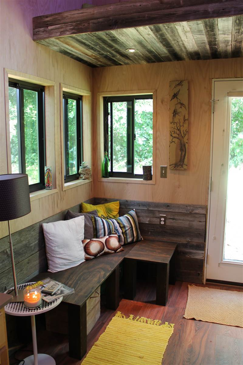 College Student Builds Tiny Home To Help Him Graduate With Less Debt debt free2