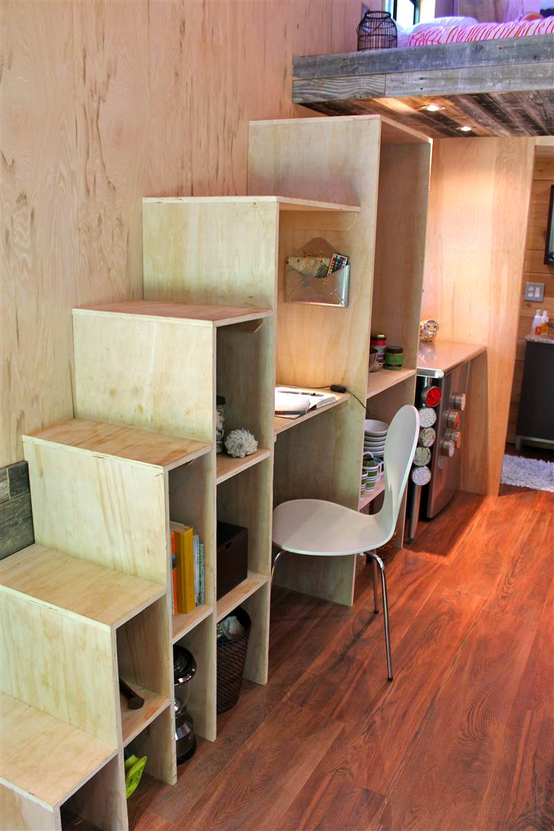 College Student Builds Tiny Home To Help Him Graduate With Less Debt debt free3